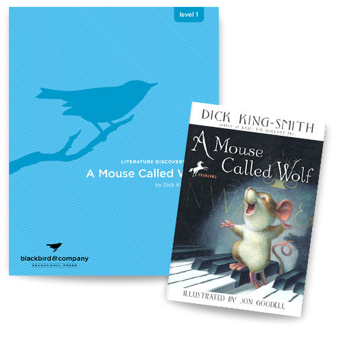 A Mouse Called Wolf - Bundle