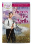 Across Five Aprils - Book