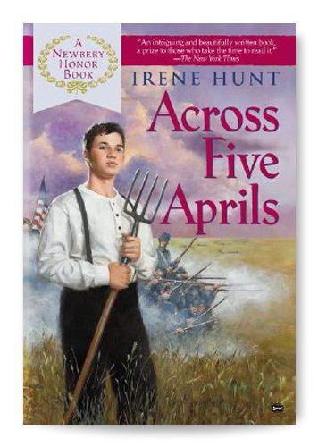 Across Five Aprils - Book