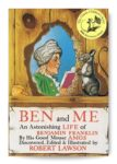 Ben and Me - Book