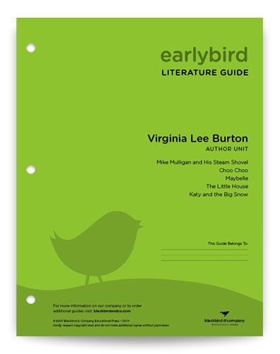 Virginia Lee Burton Author Unit - Guide