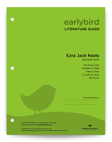 Ezra Jack Keats Author Unit - Guide