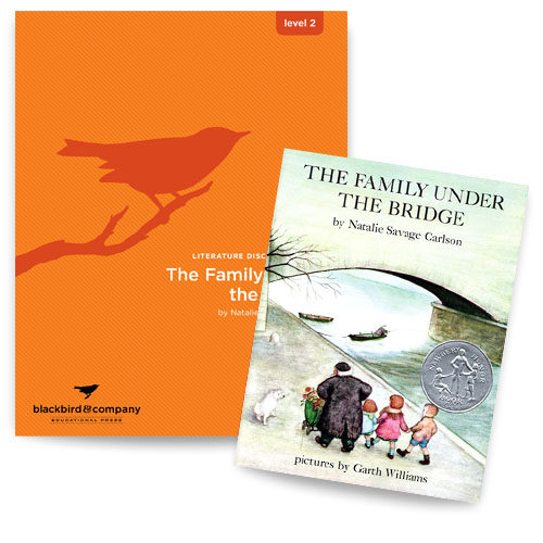 The Family Under the Bridge - Book