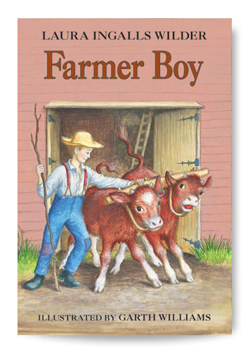 Farmer Boy - Book