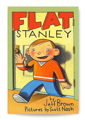 Flat Stanley - Book