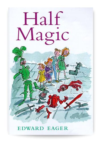 Half Magic - Book