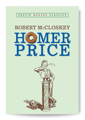 Homer Price - Book