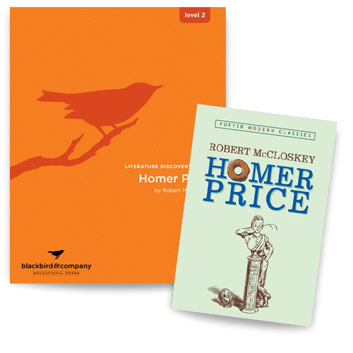 Homer Price - Bundle