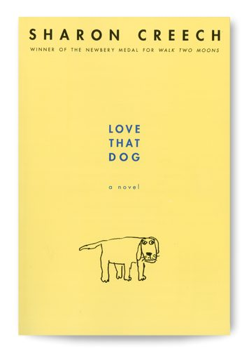 Love That Dog - Book