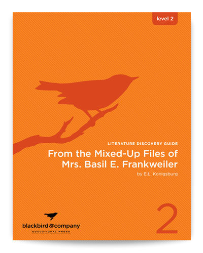 From the Mixed Up Files of Mrs. Basil E. Frankweiler - Guide