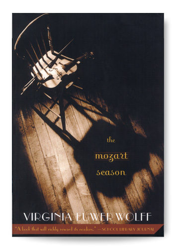 The Mozart Season - Book