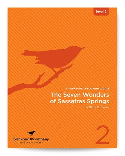 The Seven Wonders of Sassafras Springs - Guide