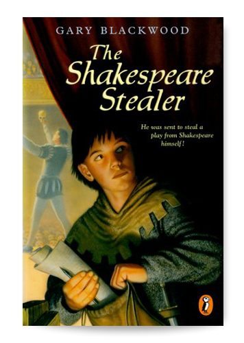 The Shakespeare Stealer - Book