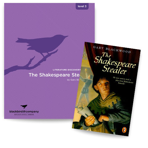 The Shakespeare Stealer - Bundle