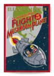The Wonderful Flight to the Mushroom Planet - Book