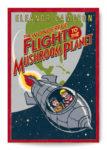 The Wonderful Flight to the Mushroom Planet - Book